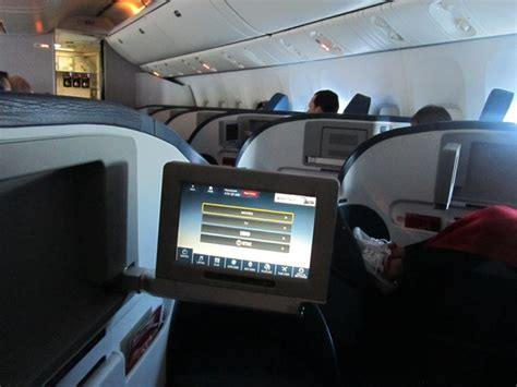 delta flight entertainment delta 777 flat bed business class review atlanta to los