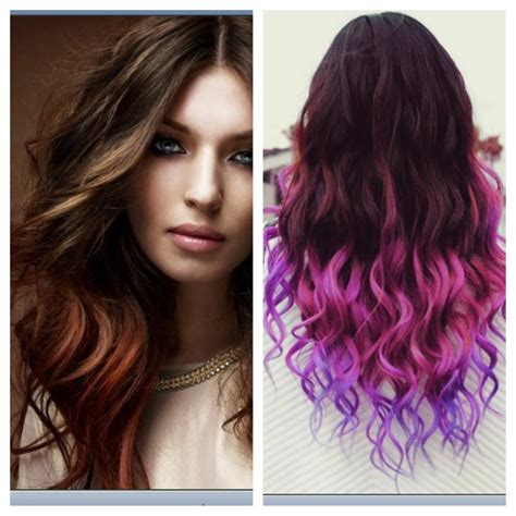 ombre color ombre hair trend on 3 designs by julie lange