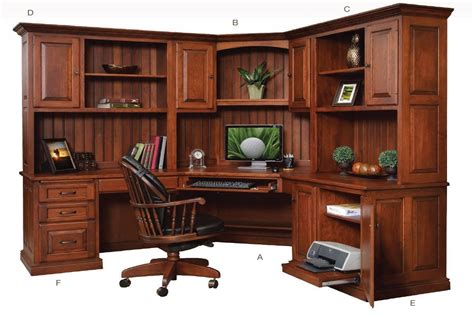 white home office furniture collections white home