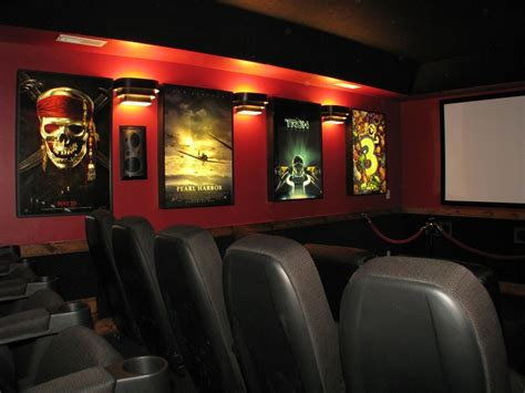 home cinema decor uk lighted movie poster frame backlit lightbox frame ebay