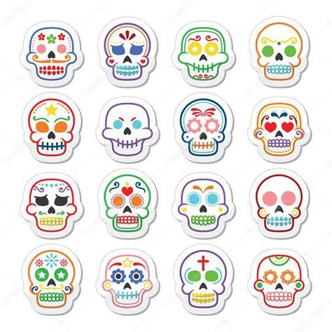 imagenes de calaveras mexicanas animadas halloween calavera de az 250 car mexicana dia de los muertos