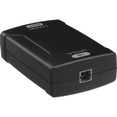 spdif eingang inline 174 toslink audio konverter eingang toslink optisch