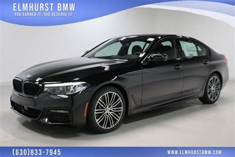 2019 Bmw 540i by New 2019 Bmw 5 Series 540i Xdrive 4dr Car In Elmhurst