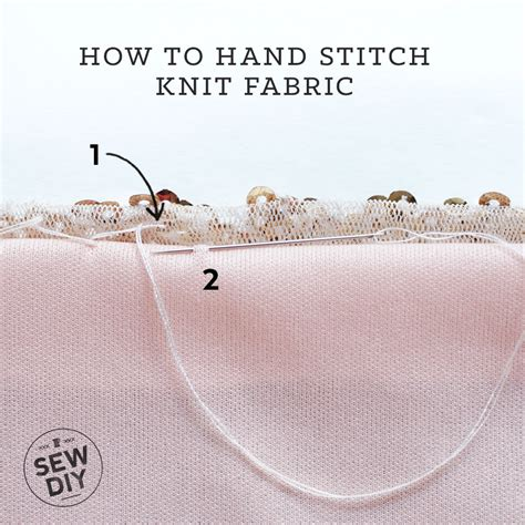 how to sew with knit fabric without a serger how to stitch knit fabric sew diy