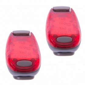 Lu Sepeda Clip On Multifungsi 1pcs Lu Sepeda 5 Led Taillight Rechargeable Blue Jakartanotebook