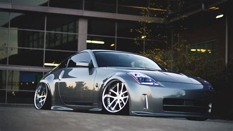 nissan tuner cars cars nissan 350z nissan fairlady z33 350z tuning