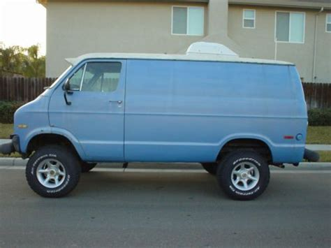 sell   dodge  van  patterson california united states