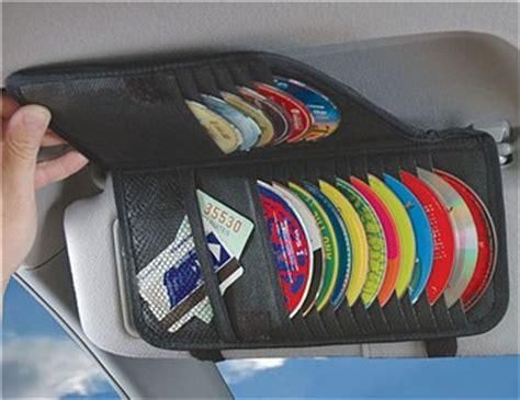 Cd Car Organizer car visor organizer 18 dvd or cd holder cargogear