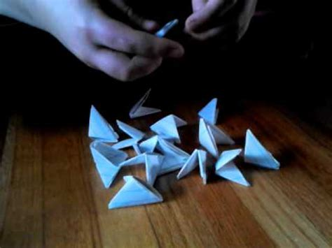 16 Pointed Origami - origami 16 pointed small