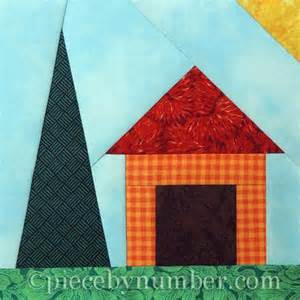 5 free paper piecing patterns for beginners on craftsy