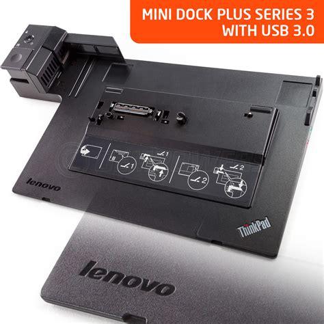 thinkpad mini station plus usb 3 0 lenovo t530 t520 t430 t420 t410 w510 ebay