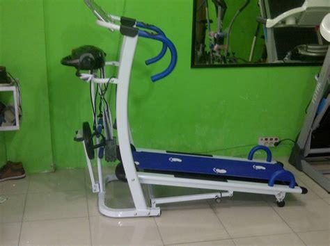 Alat Lari Putar sepeda orbi track 5 fungsi sepedah fitness aibi shaga page 9