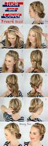 easy hairstyle tutorials for hair 14 diy hairstyles for hair hairstyle tutorials