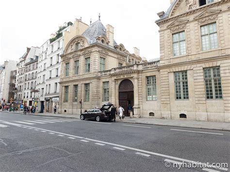 appartamenti marais parigi appartamento a parigi monolocale place des vosges le