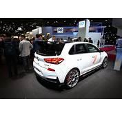 Hyundai I30 N 'N Option' Previews Hyundai's Performance