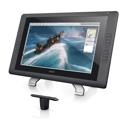 best buy wacom cintiq wacom cintiq 22hd interactive pen display dtk2200