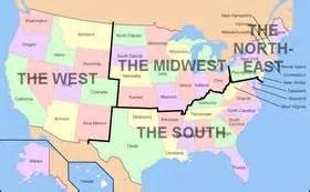 free printable map us regions printable maps of united states regions