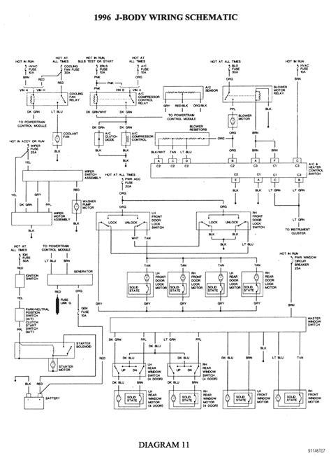 Chevy Astro Van Alternator Wiring Diagram - Wiring Diagram