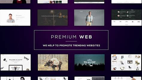 premium web l website presentation websites after