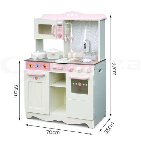 Cheap Wooden Childrens Kitchens by Wooden Kitchen Pretend Play Set Children Cooking