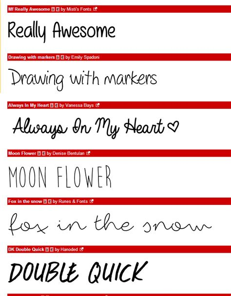 dafont typography 4 of the best free graphics for bloggers smart creative