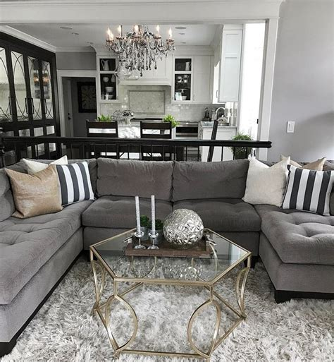 grey sofa living room decor best 25 gray decor ideas on living room