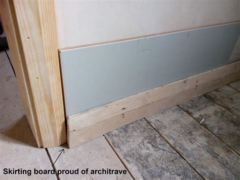 skirting board for bathrooms skirting board on tiled bathroom walls diynot forums