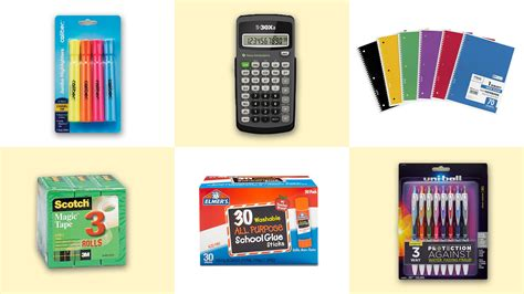 discount supplies where to shop for affordable back to school supplies 2017