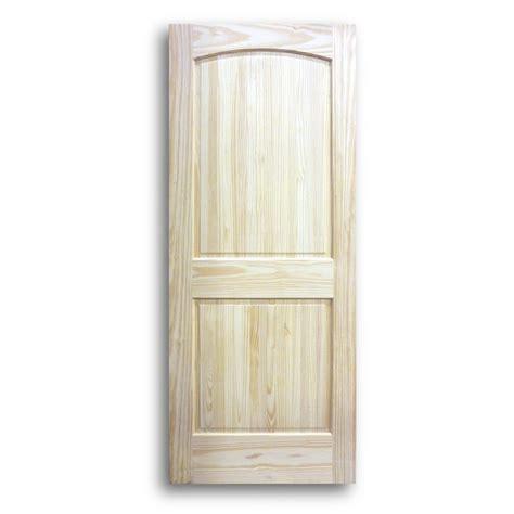 3 Panel Pine Interior Doors by Arch 2 Panel Pine Door 32w80h Home Surplus
