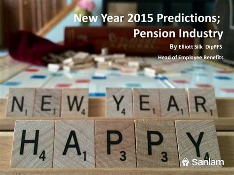 new year predictions 2015 new year 2015 predictions pension industry