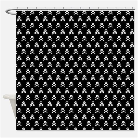 Punk Rock Baby Shower Curtains Punk Rock Baby Fabric