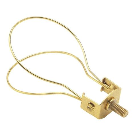Clip On Light Fixture Westinghouse 70219 Brass Clip On L Adapter West Clip On Sb Adpter Brs Fin Elightbulbs