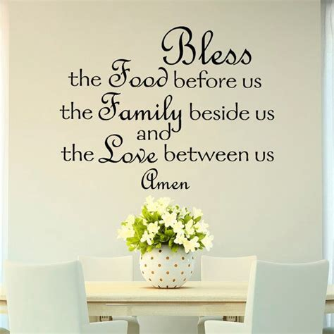 Dining Room Table Quotes 1000 Images About Bible Verse Scripture Wall Decals On