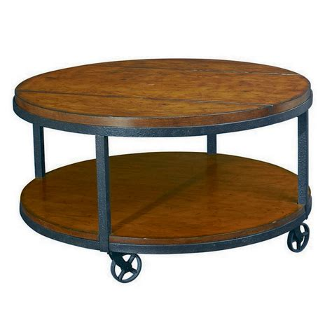 hammary baja cocktail table beyond stores