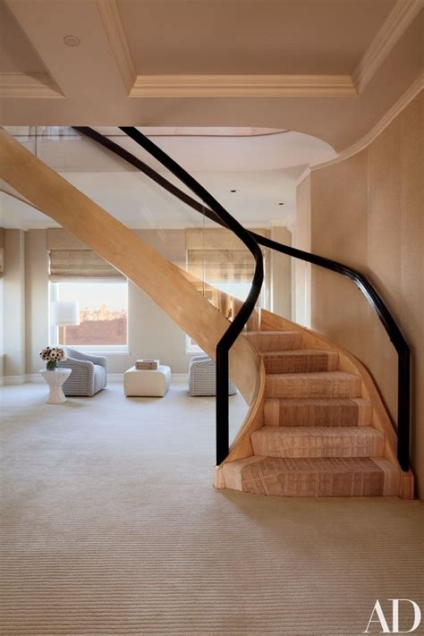 modern staircase design 15 striking modern staircases photos architectural digest
