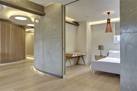 concrete apartments warehouse style apartment in shoreditch london