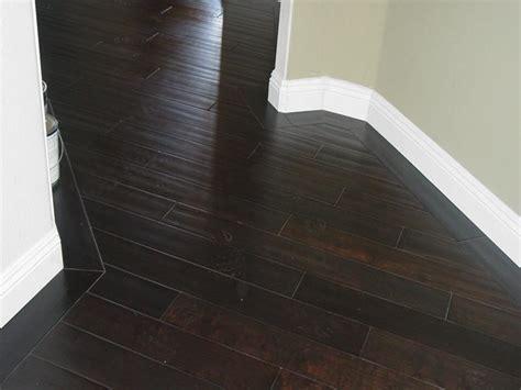 Flooring : How To Choose The Best Dark Hardwood Floors Red