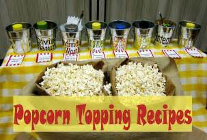 fresh juniper popcorn topping recipes