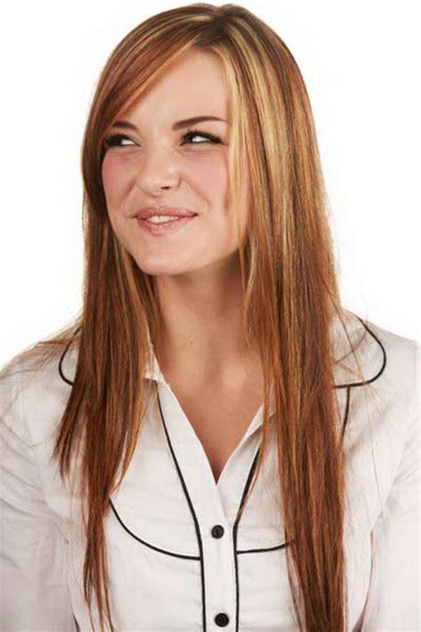 angled bangs with long hair angled haircuts for long hair