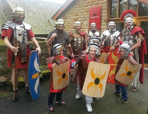 ermine guard with visitors picture of army museum hexham tripadvisor