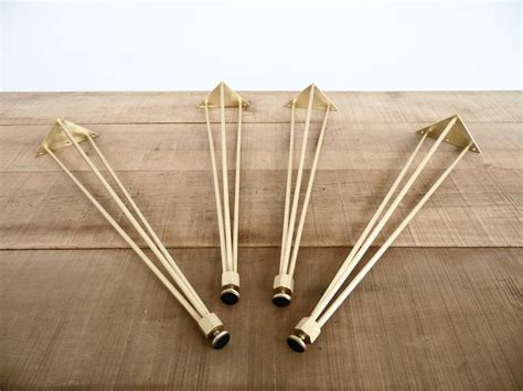 brass hairpin table legs 18 best hairpin table legs images on hairpin