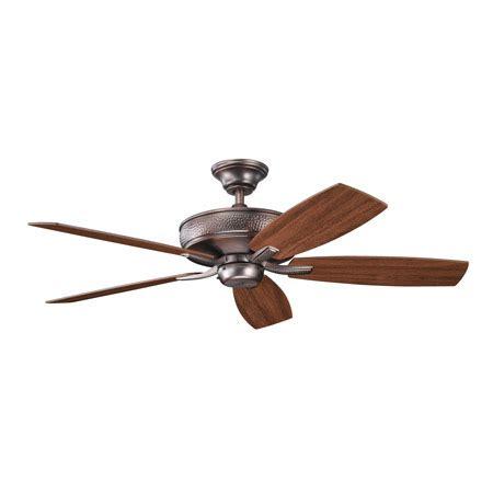 kichler 339013obb monarch ii energy ceiling fan