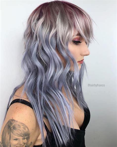 edgy hair color best 25 edgy hair colors ideas on edgy hair