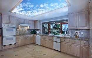 233 clairage cuisine led plafond