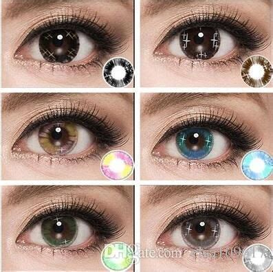 best colored contacts brand best 20 cosmetic contact lenses ideas on
