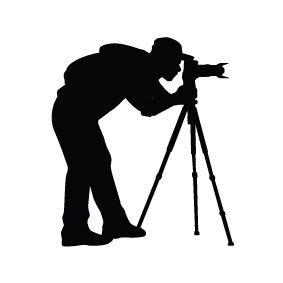 photographer clipart photographer silhouette clipart best