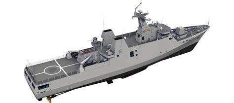 corvettes ships sigma class corvette ship 7513 of proven design