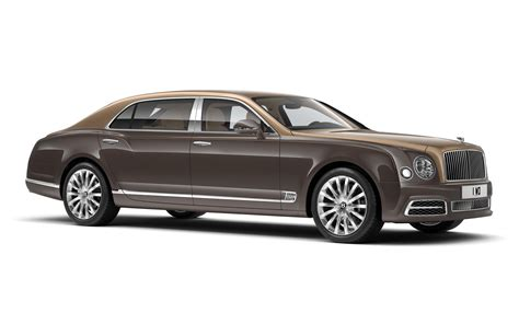 2017 Bentley Mulsanne First Edition Debuts At 2016 Beijing