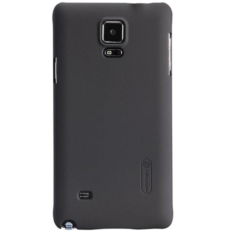 Hardcase For Samsung Galaxy Note 4 nillkin frosted shield samsung galaxy note 4 black