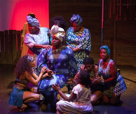 color purple characters theater review a touching color purple at westcoast